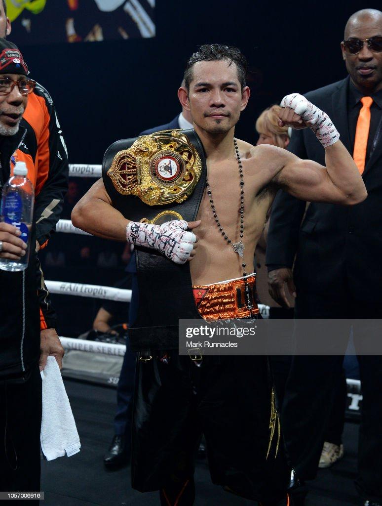 Ali Trophy Quarter-Finals - World Boxing Super Series Fight Night : ニュース写真