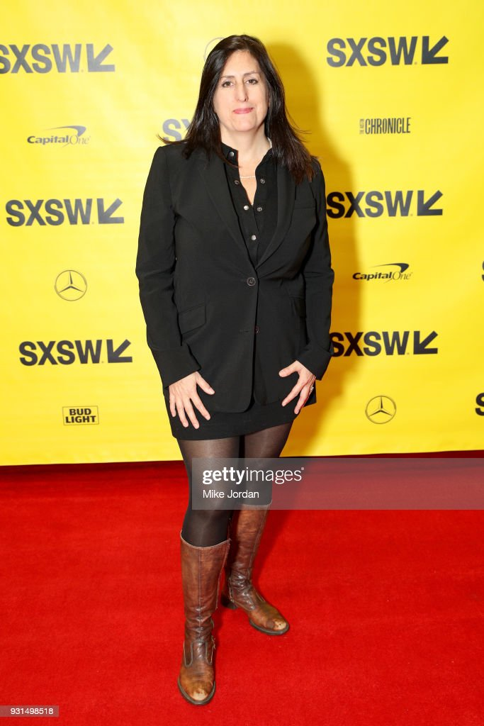 Nonny de la Pena attends the Convergence Keynote during SXSW at Austin Convention Center on March 13, 2018 in Austin, Texas.