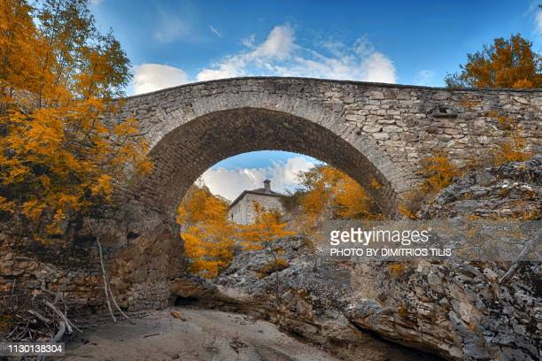 Nonoulo's stone bridge and watermill at Dolo