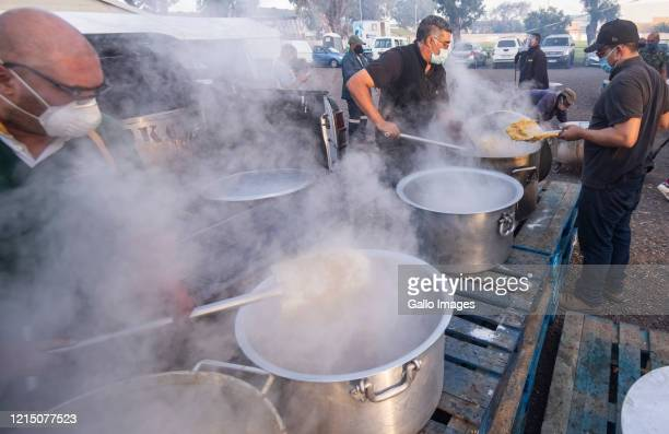 Nonprofit organisation Nakhlistan and Mustadafin Foundation prepare food to feed over 87 000 people in underprivileged communities across the Western...