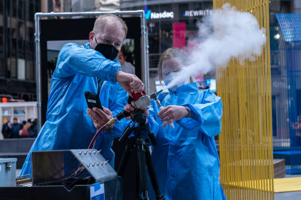 NY: DHS Deploys Non-Toxic Gas For Bio-Attack Readiness Test