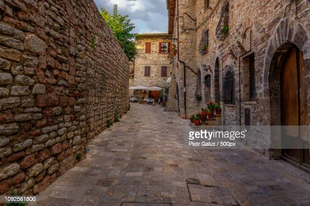 Nook in Assisi*