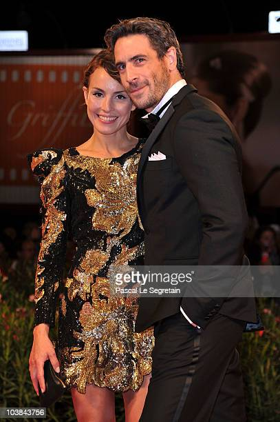 Noomi and Ola Rapace attends the La Passione premiere at the Sala Grande Palazzo Del Cinema during the 67th Venice Film Festival on September 4 2010...