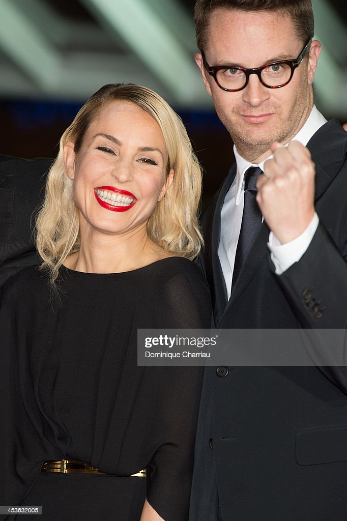 Noomi Rapace and Nicolas Winding Refn attend the 'Waltz With Monica' Premiere At 13th Marrakech International Film Festival on December 4, 2013 in Marrakech, Morocco.