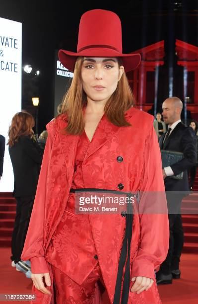 Noomi Rapace arrives at The Fashion Awards 2019 held at Royal Albert Hall on December 2 2019 in London England
