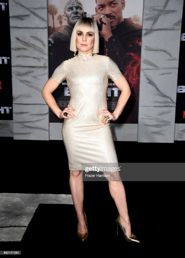 "Premiere Of Netflix's ""Bright"" - Arrivals"
