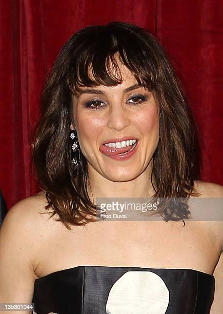 Noomi Rapace attend European film premiere of 'Sherlock Holmes A Game Of Shadows' at Empire Leicester Square on December 8 2011 in London England