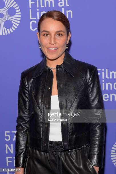 Noomi Rapace attends the 57th New York Film Festival Wasp Network arrivals at Alice Tully Hall Lincoln Center in New York City