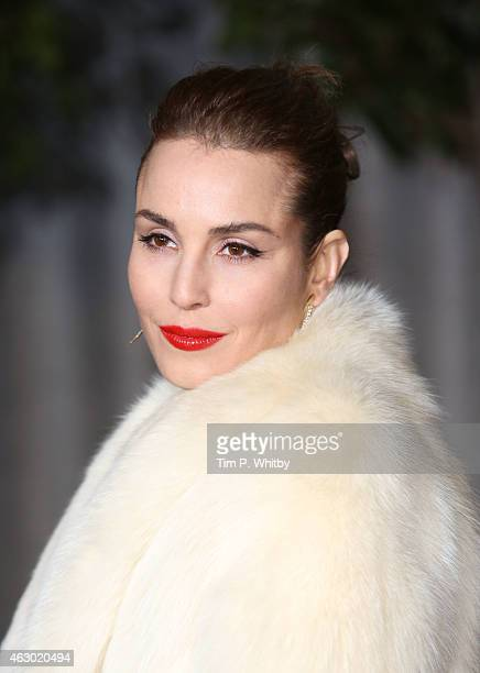 Noomi Rapace attends the after party for the EE British Academy Film Awards at The Grosvenor House Hotel on February 8 2015 in London England