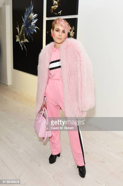 Noomi Rapace attends the AnOther Magazine The Store X official opening of 'Prints Film Posters More A Willy Vanderperre Exhibition' at 180 The Strand...