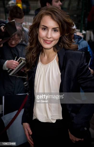 Noomi Rapace attends the British Academy Film Awards Nominees Brunch at the Corinthia Hotel London on February 12 2011 in London England