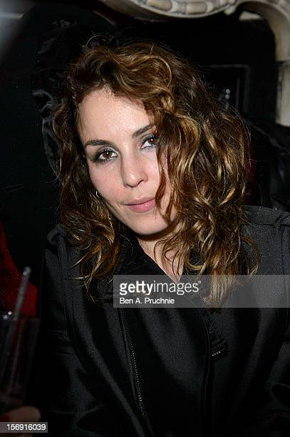 Noomi Rapace attends the Cuckoo Club and Show Pony pop up club at Grosvenor Place on November 24 2012 in London England