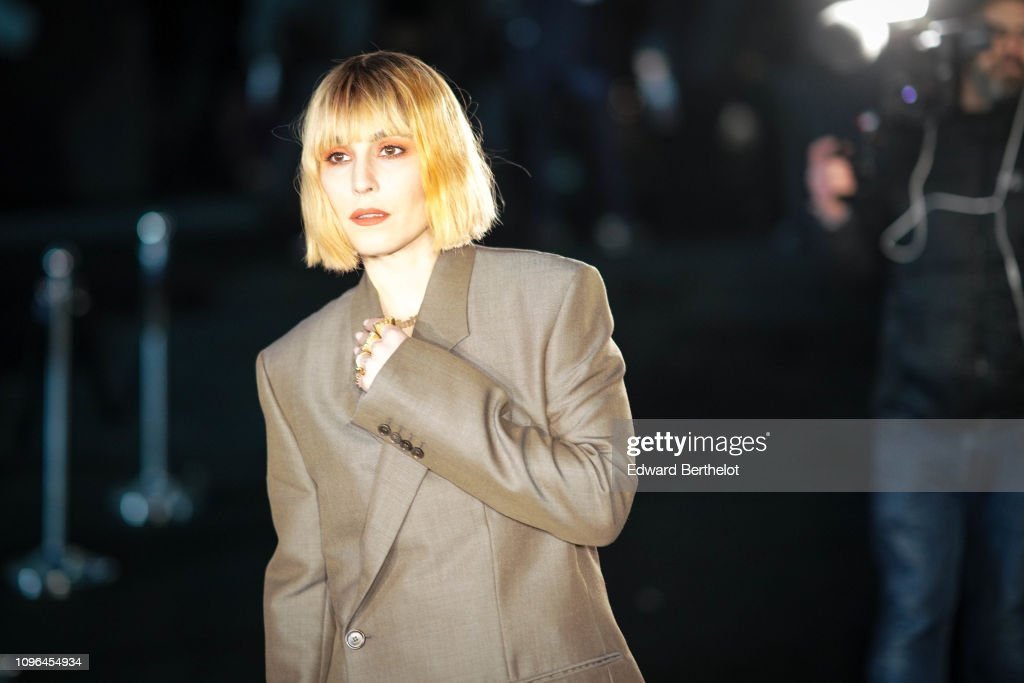 Celebrity Sightings - Paris Fashion Week - Menswear F/W 2019-2020 : Day Four : News Photo