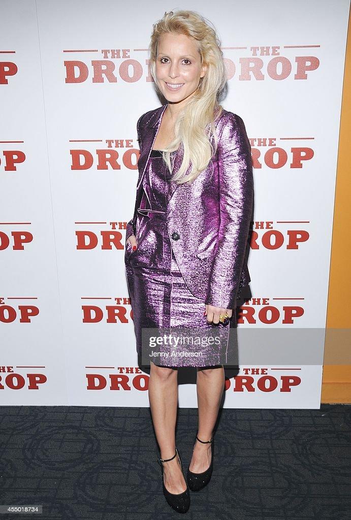 """The Drop"" New York Premiere : News Photo"