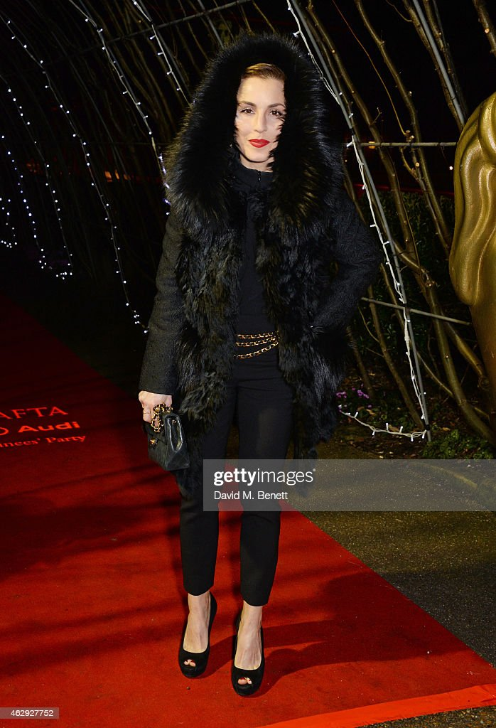 EE British Academy Awards Nominees Party - VIP Arrivals