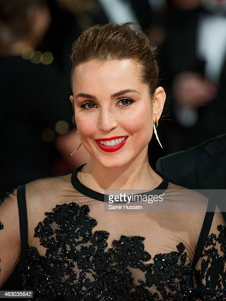 Noomi Rapace attends the EE British Academy Film Awards at The Royal Opera House on February 8 2015 in London England