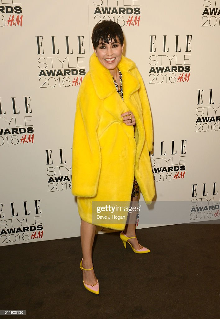 Noomi Rapace attends The Elle Style Awards 2016 on February 23, 2016 in London, England.