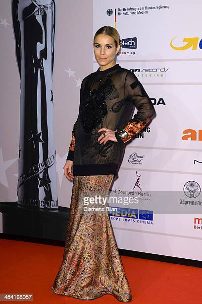 Noomi Rapace attends the European Film Awards 2013 on December 7 2013 in Berlin Germany