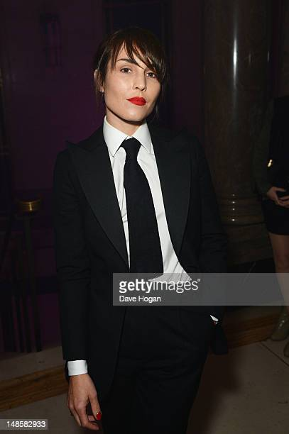 Noomi Rapace attends the European premiere afterparty of The Dark Knight Rises at Freemasons Hall on July 18 2012 in London England