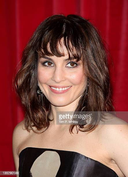 Noomi Rapace attends the Europeoan film premiere of 'Sherlock Holmes A Game Of Shadows' at Empire Leicester Square on December 8 2011 in London...