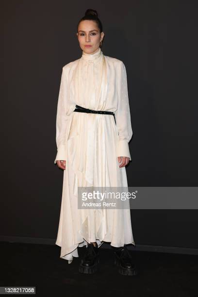 Noomi Rapace attends the Kering Women In Motion Awards during the 74th annual Cannes Film Festival on July 11, 2021 in Cannes, France.