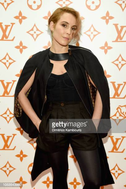 Noomi Rapace attends the Louis Vuitton X Grace Coddington Event on October 25 2018 in New York City