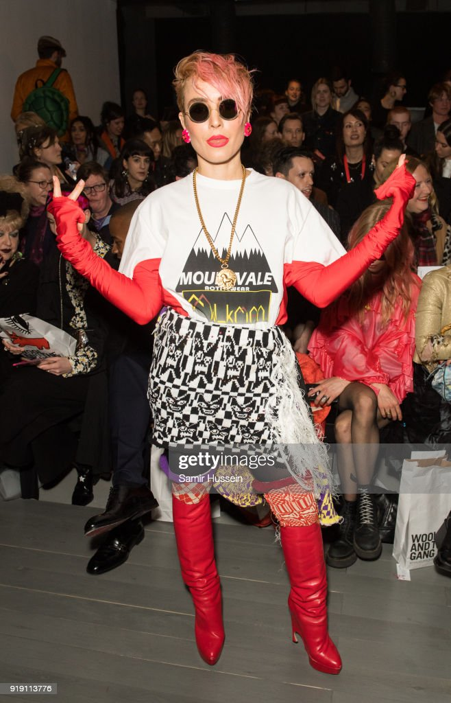 Front Row Day 1 - LFW February 2018