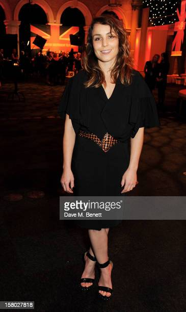 Noomi Rapace attends the Moet British Independent Film Awards at Old Billingsgate Market on December 9 2012 in London England