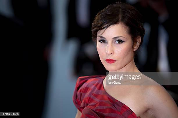 Noomi Rapace attends the Premiere of 'The Sea Of Trees' during the 68th annual Cannes Film Festival on May 16 2015 in Cannes France