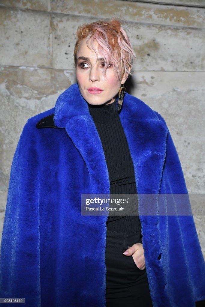 Louis Vuitton : Front Row  - Paris Fashion Week Womenswear Fall/Winter 2018/2019 : News Photo