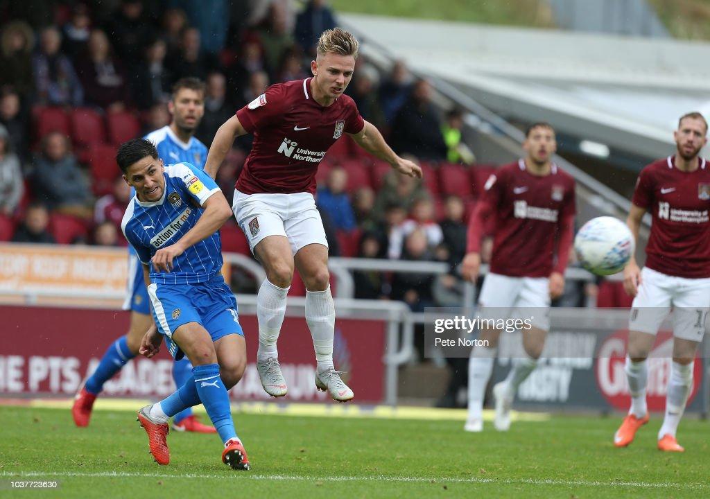 Northampton Town v Notts County - Sky Bet League Two
