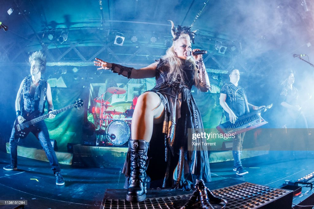 ESP: Battle Beast Perform In Concert in Barcelona
