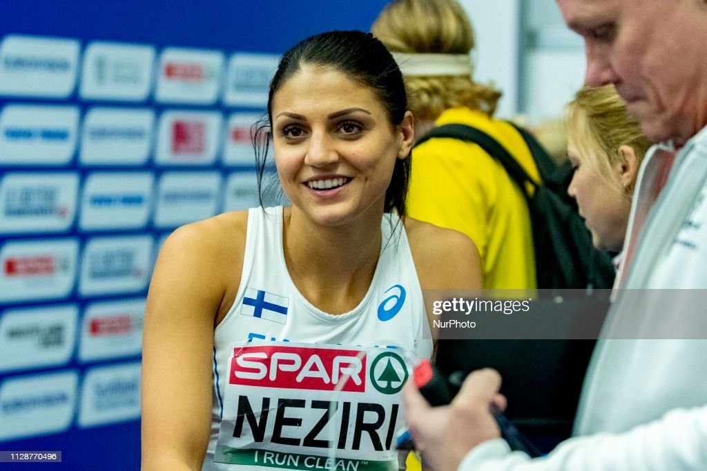 2019 European Athletics Indoor Championships - Day Two : News Photo
