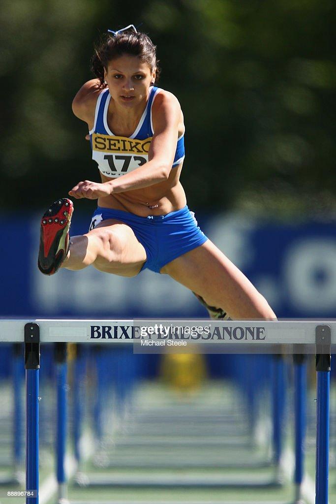 IAAF World Youth Championships - Day One : News Photo