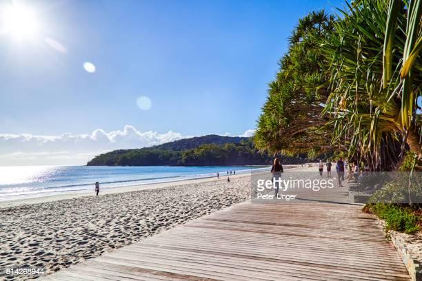 Noosa Main Beach,Noosa,Queensland,Australia