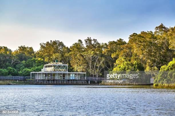 Noosa River and the Noosa Everglades,Noosa Heads,Queensland,Australia