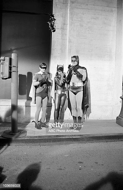 BATMAN Nora Clavicle and the Ladies' Crime Club Airdate January 18 1968 BURT
