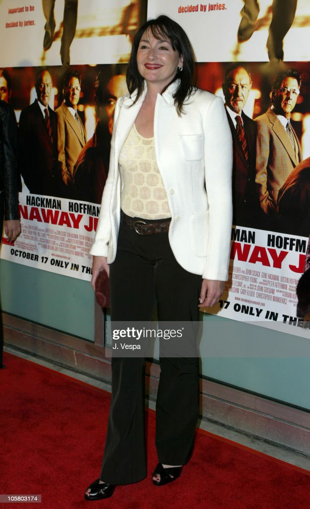 Nora Dunn during 'Runaway Jury' Los Angeles Premiere - Red Carpet at Cinerama Dome in Hollywood, California, United States.