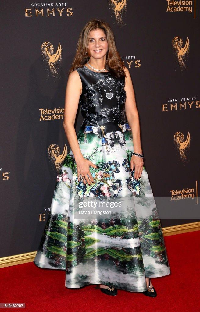 2017 Creative Arts Emmy Awards - Day 2 - Arrivals : News Photo