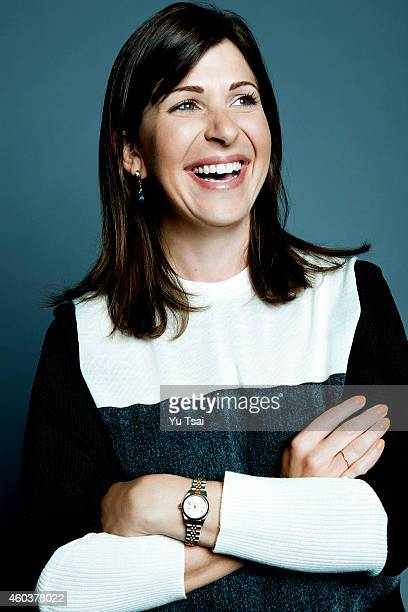 Nora Grossman is photographed at the Toronto Film Festival for Variety on September 6 2014 in Toronto Ontario