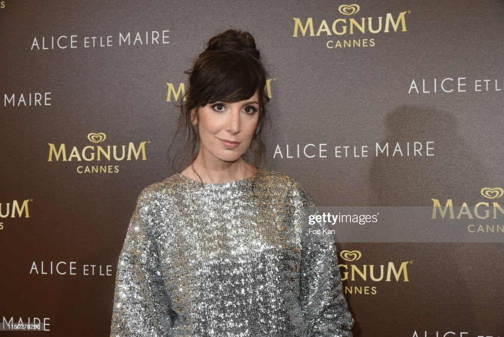 "FRA: ""Alice And Le Maire"" Party At  Magnum Beach - The 72nd Annual Cannes Film Festival"