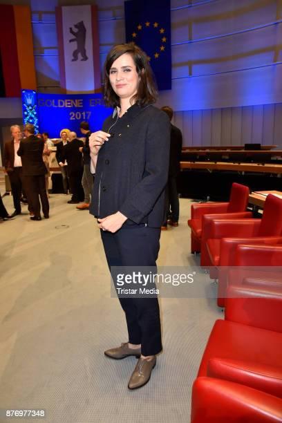 Nora Tschirner attends the Goldene Erbse Award 2017 on November 20 2017 in Berlin Germany