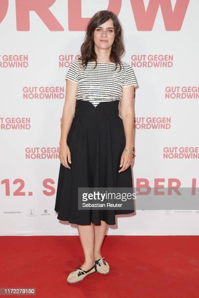 Nora Tschirner attends the Gut gegen Nordwind Family Friends preview at Kulturbrauerei on September 04 2019 in Berlin Germany
