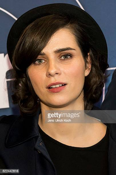 Nora Tschirner attends the preview of the new episode 'Tatort Der treue Roy' at Redoute on April 19 2016 in Weimar Germany
