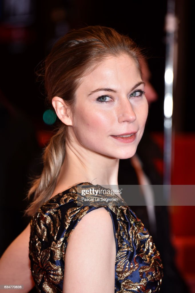Nora von Waldstaetten attends the 'Wild Mouse' (Wilde Maus) premiere during the 67th Berlinale International Film Festival Berlin at Berlinale Palace on February 11, 2017 in Berlin, Germany.