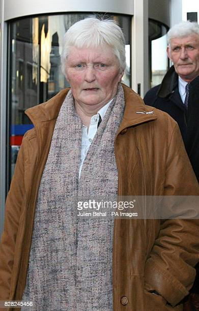Nora Wall leaves The Court of Criminal Appeal in Dublin Thursday December 1 2005 The former nun who was sentenced to life imprisonment for the rape...