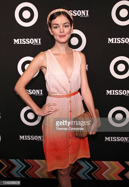 Nora Zehetner attends the Missoni for Target Private Launch Event on September 7 2011 in New York City