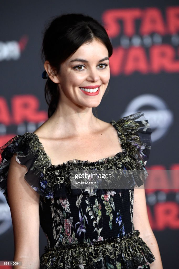 """Premiere Of Disney Pictures And Lucasfilm's """"Star Wars: The Last Jedi"""" - Arrivals : News Photo"""