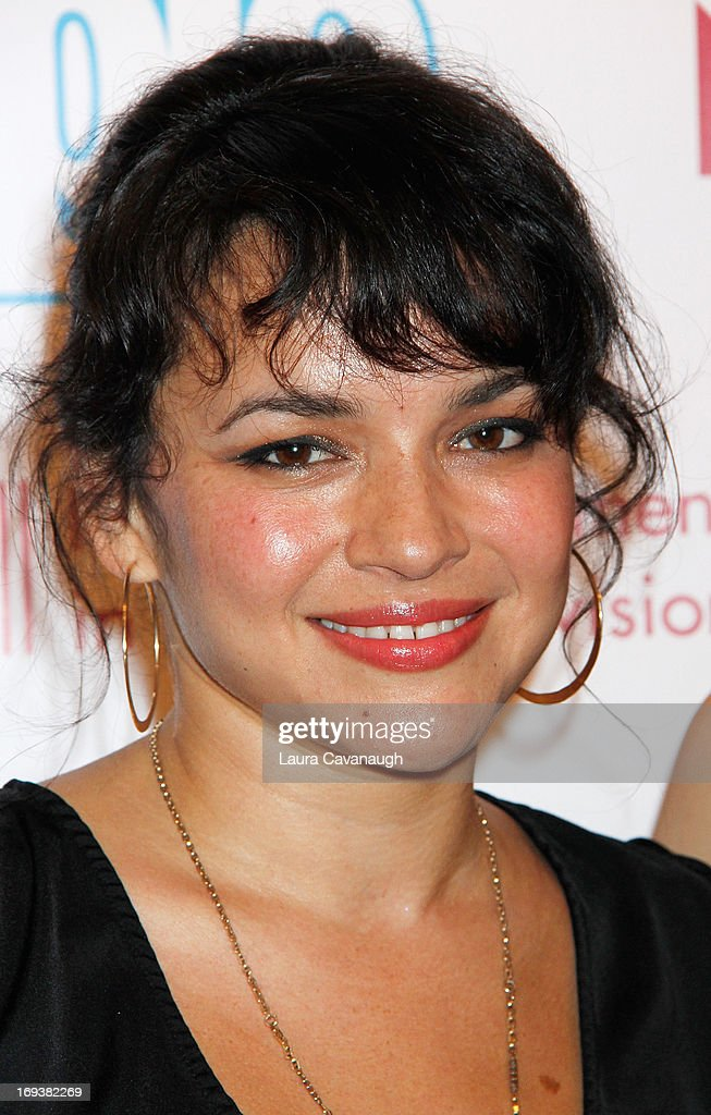 Norah Jones attends 2013 NYWIFT Designing Women Awards at The McGraw-Hill Building on May 23, 2013 in New York City.