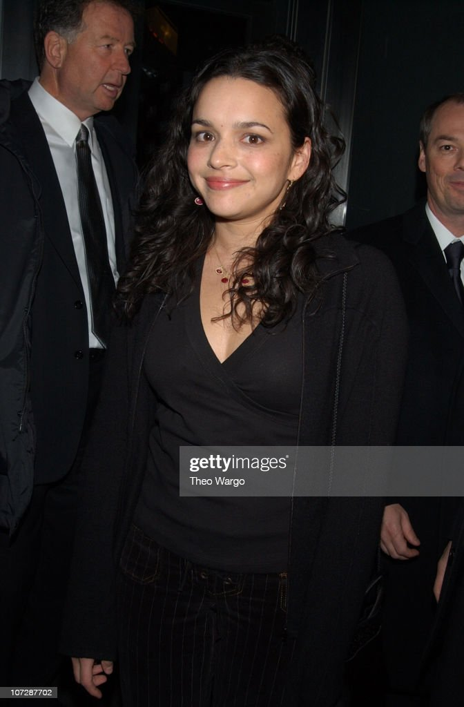 Norah Jones during The 45th Annual GRAMMY Awards - EMI After-Party Celebrates Norah Jones Sweep at Blue Fin and Whiskey in New York City, New York, United States.